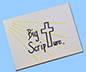 A website where you can order a Bible Scripture that is hand painted (in the USA!) - BIG - on canvas.